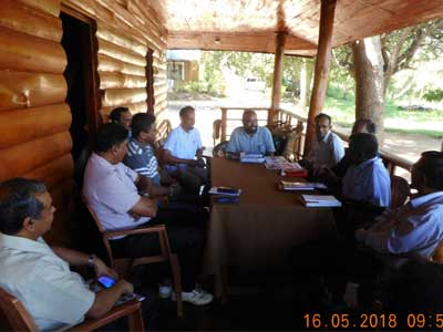 Inaugural meeting - Inamaluwa